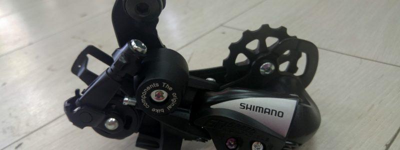 אופניים חשמליות- כיוון הילוכים