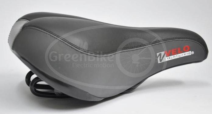 הוראות חדשות מושב VELO ג'ל - פישר אופניים חשמליים ZF-73