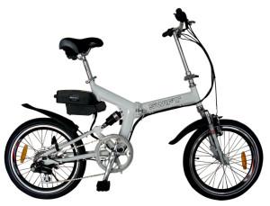 אופניים חשמליות שיכוך מלא SWIFT