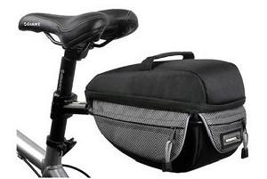 תיק מזוודה אחורי לאוכף אופניים