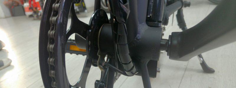 אופניים חשמליות- חיישן