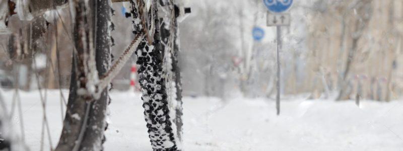 אופניים חשמליות בחורף