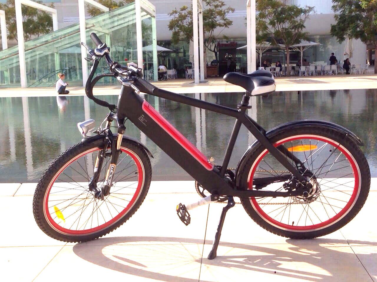 טרייד אין אופניים חשמליות