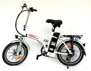 אופניים חשמליות לרכבת