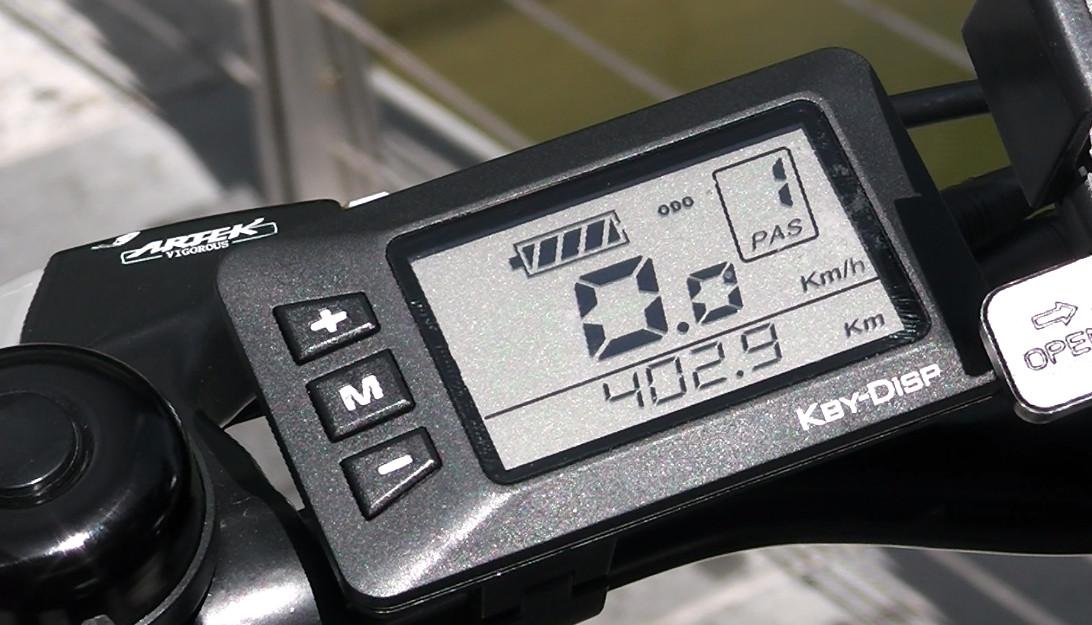 אופניים חשמליות פישר 2017
