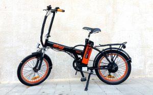 אופניים חשמליות יד שניה-