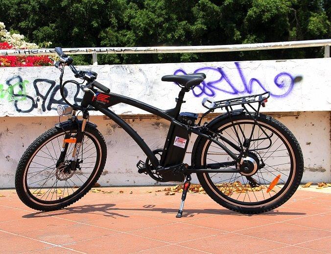 אופני הרים חשמליים  פישר  Fisher AMG