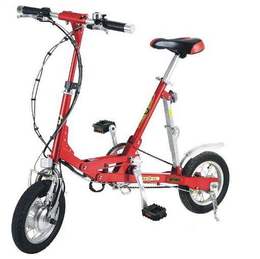 אופניים חשמליות - mini u bike9