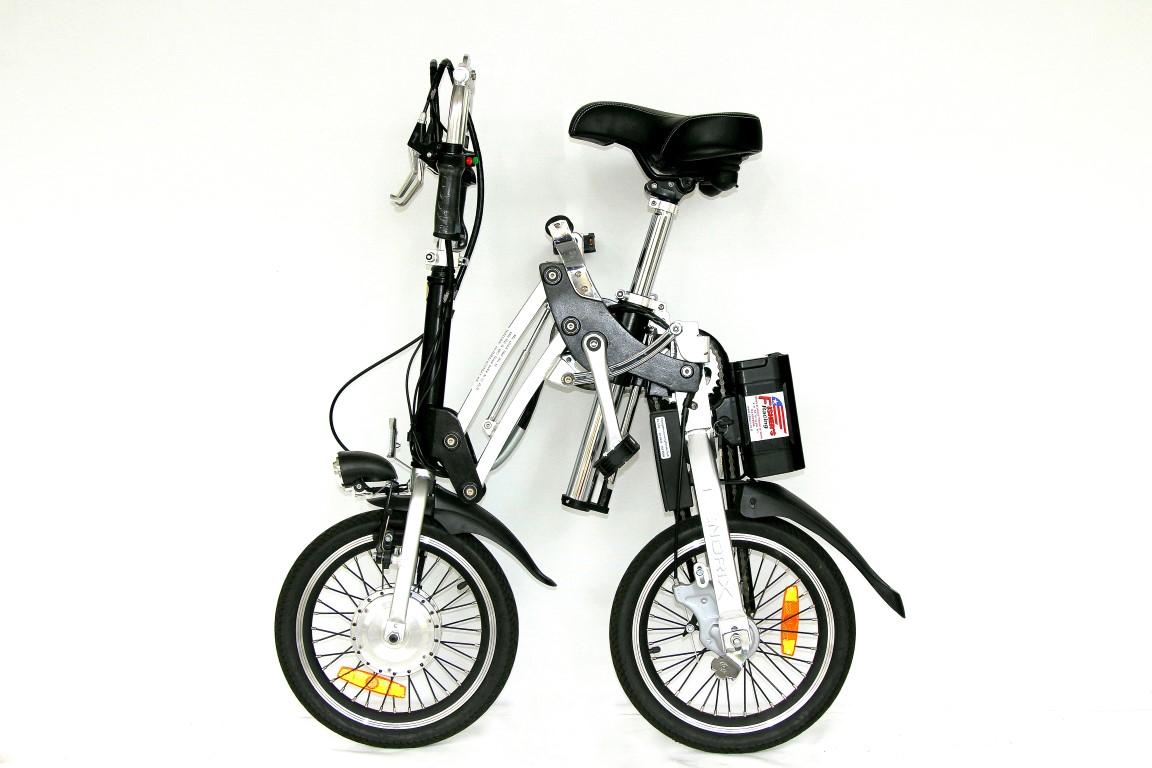 אופניים חשמליות מקופלות