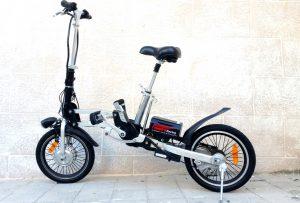 אופניים חשמליות יד שניה