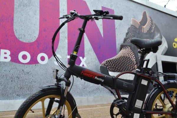 אופניים חשמליות פישר דימונד