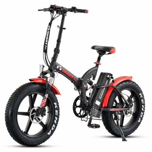 Smart Bike Big Foot ביג פוט גלגלי בלון