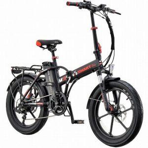 אופניים חשמליים גלגלים עבים 3 אינץ Smart Bike M3