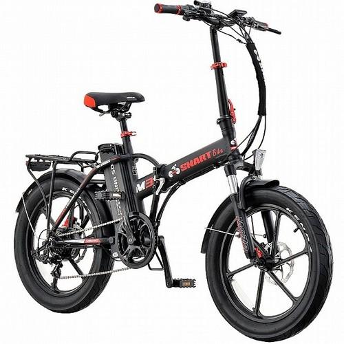 אופניים חשמליים גלגלים עבים Smart Bike M3 סמארט בייק
