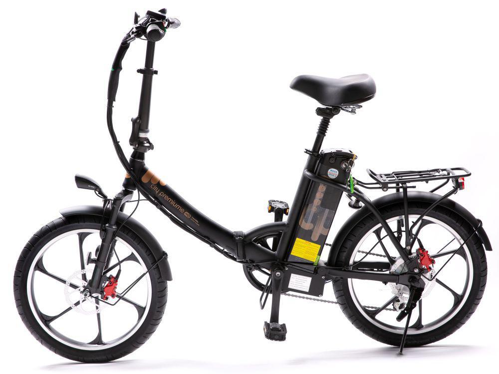 אופניים חשמליות סיטי פרימיום GreenBike City Premium 48V 15.9A22