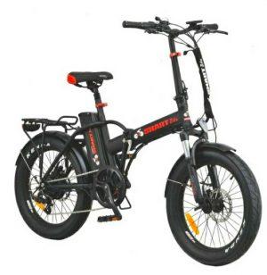 אופניים חשמליים עם צמיגים 3 אינץ Smart Bike Force3
